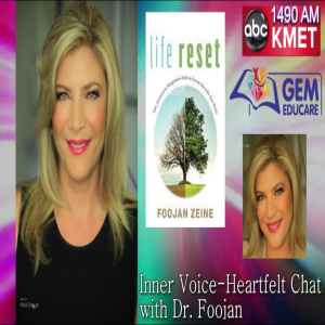 Perfectly Hidden Depression-Inner Voice - a Heartfelt Chat with Dr. Foojan - Interview with Dr. Margaret Rutherford