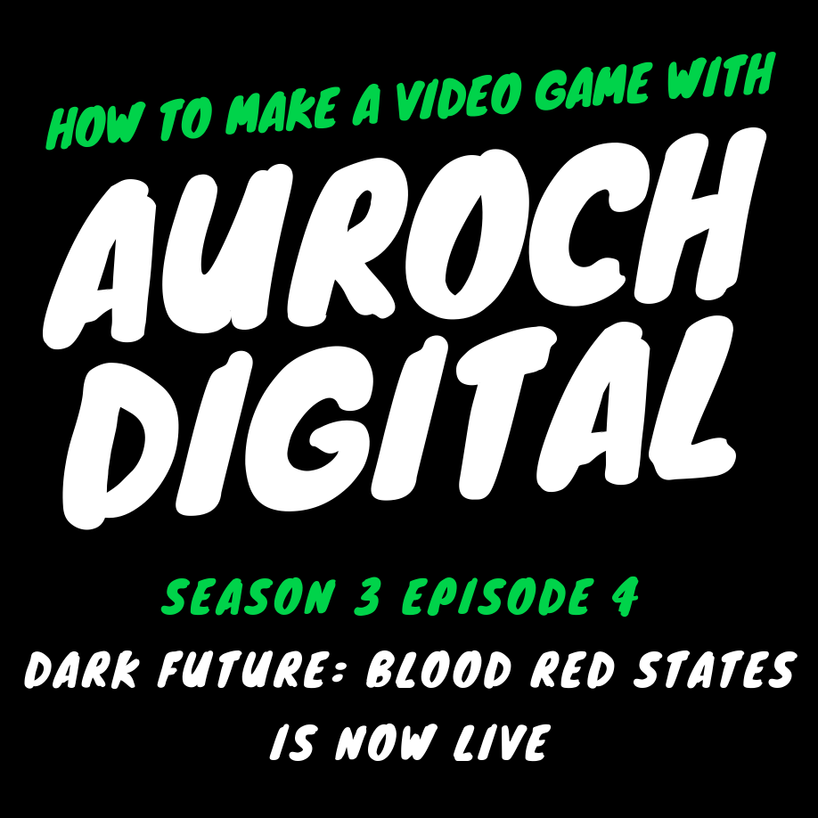 Dark Future: Blood Red States in now live