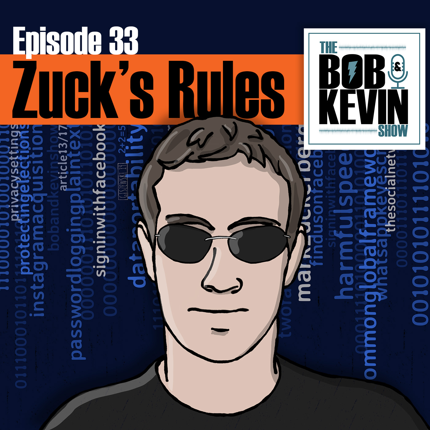 Ep. 033 - Mark Zuckerberg Wants More Internet Regulation and Article 13 is now Article 17?