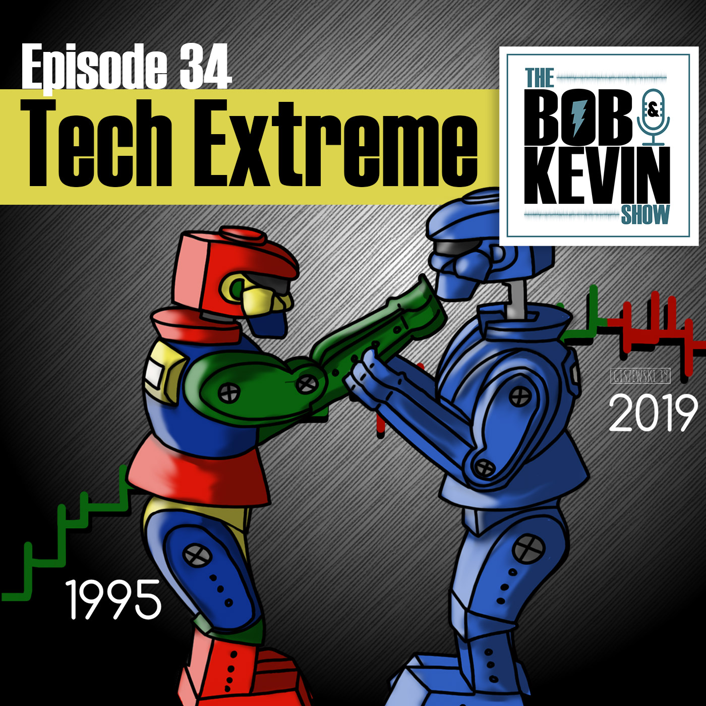 Ep. 034 - Carl Sagan's 1995 prediction, IOT Security and Sean Carroll and artificial intelligence stock market battles