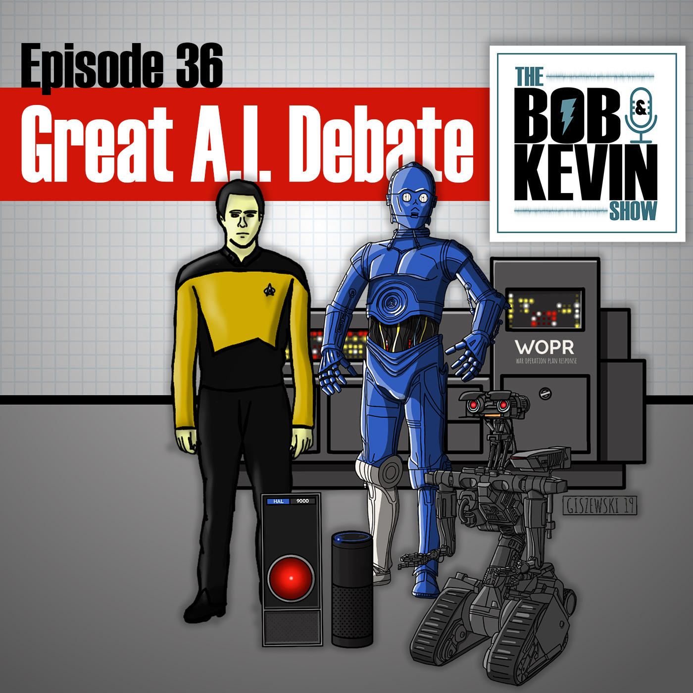Ep. 036 - The great A.I. debate with discussion on Alan Turing's contributions to artificial intelligence, Lex Fridman's thoughts from Joe Rogan #1188 and a multitude of paradoxes