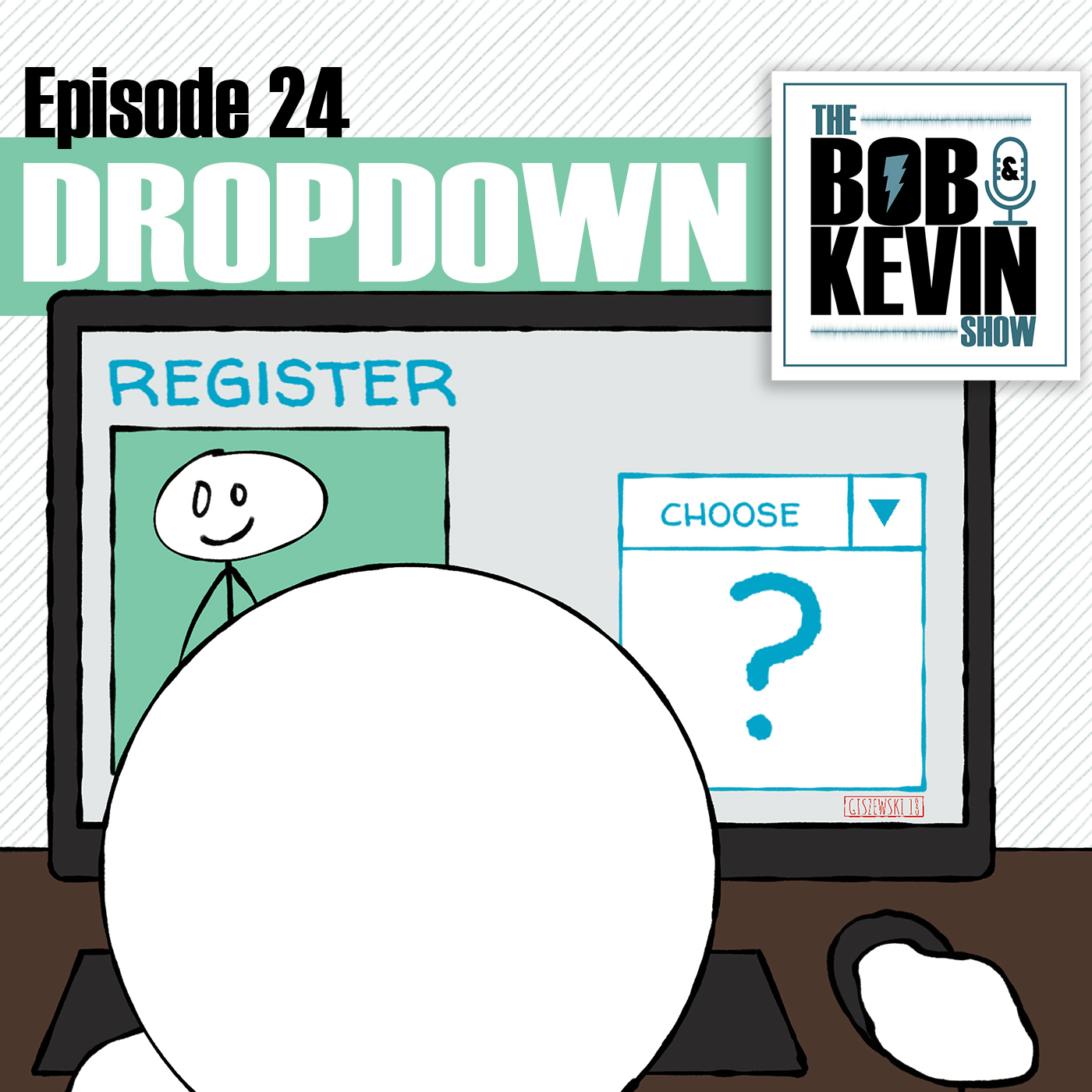 Ep. 024 - The gender dropdown discussion
