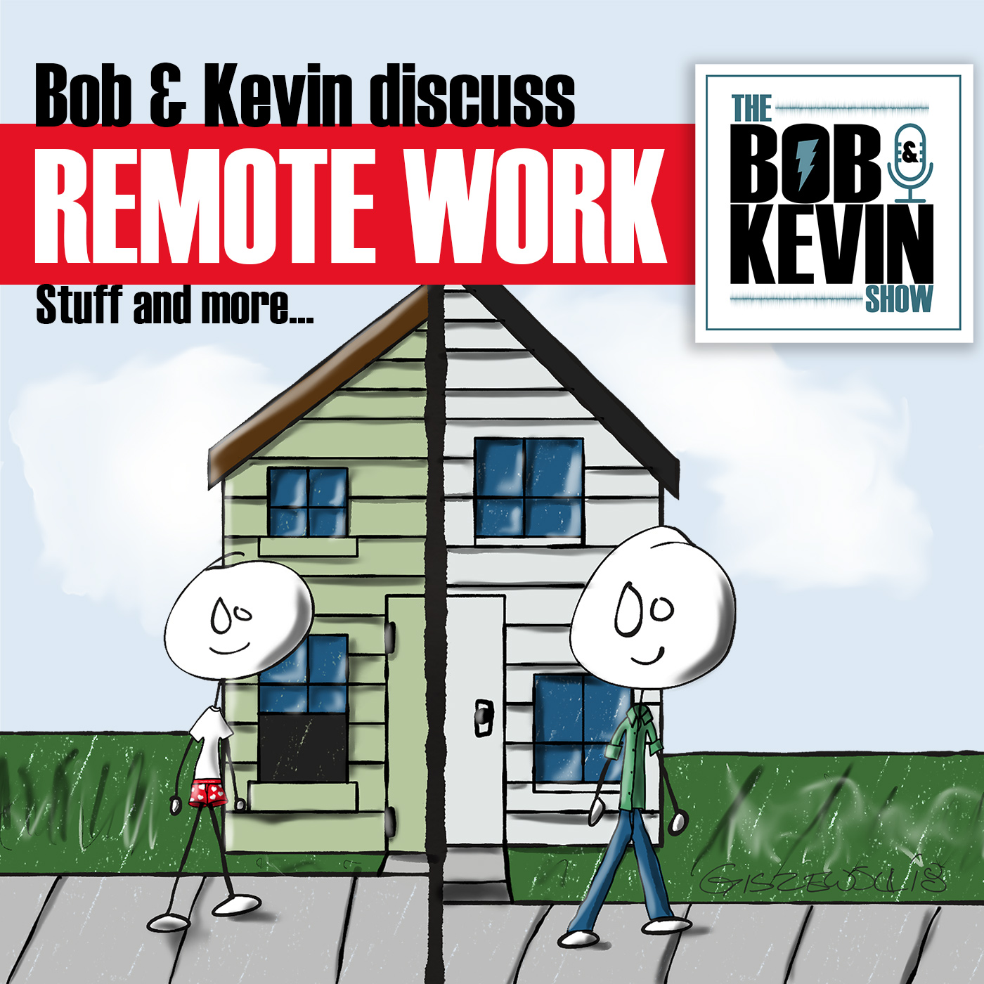 Ep. 021 - Remote work habits - good, bad and ugly