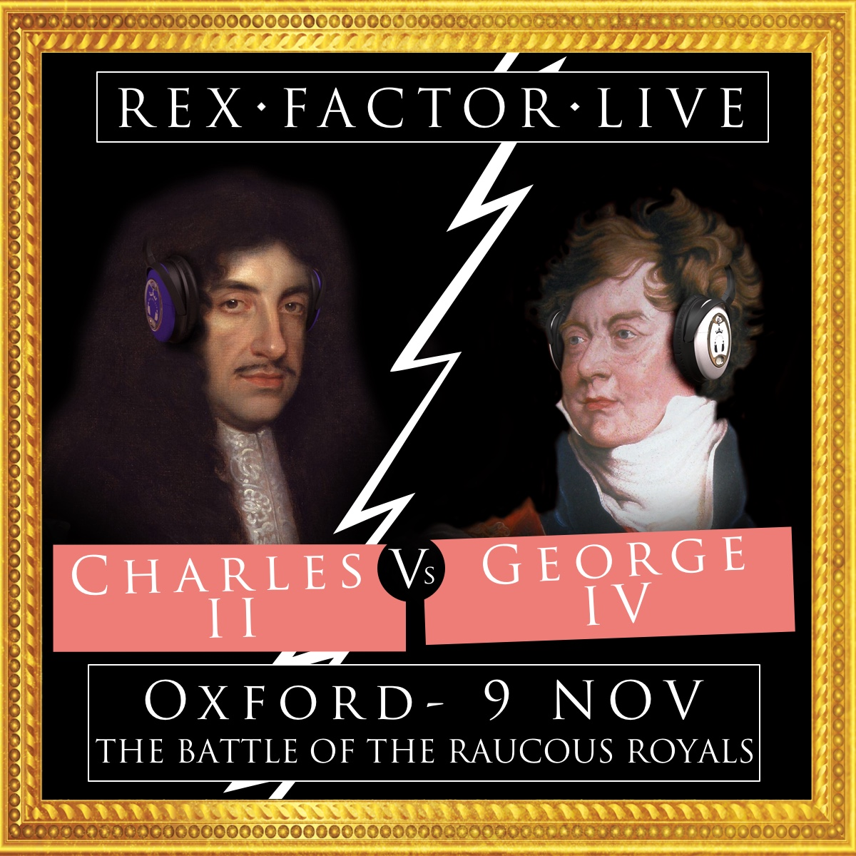 Battle of the Raucous Royals (Live)