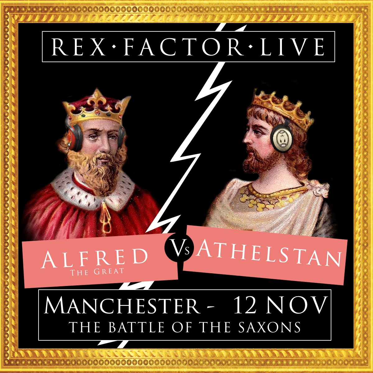 Battle of the Saxons (Live)
