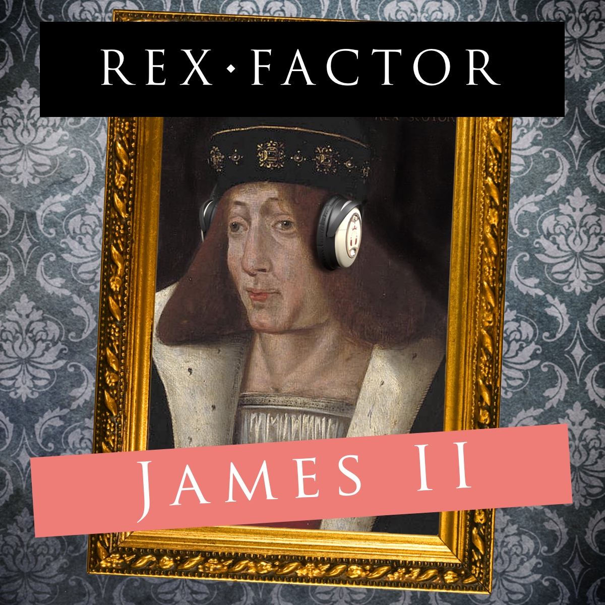 S2.38 James II (of Scots)