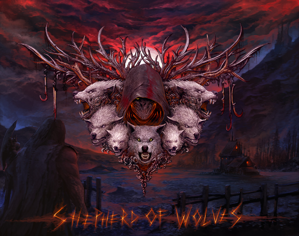 The Shepherd of Wolves - S7- The Logic of Madness - Ch 45 - A Place for Madness