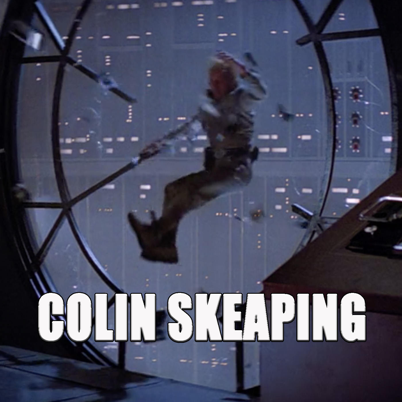 Colin Skeaping: Tails of Jedi's, Muppets and Dogs.