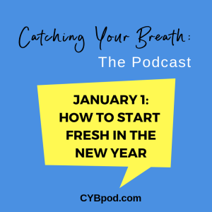 How to Start Fresh in the New Year