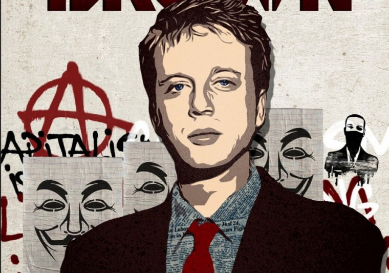 Ep. 87: Barrett Brown on Anonymous, Whistleblowing, Wikileaks, Journalism, & the Pursuance Project