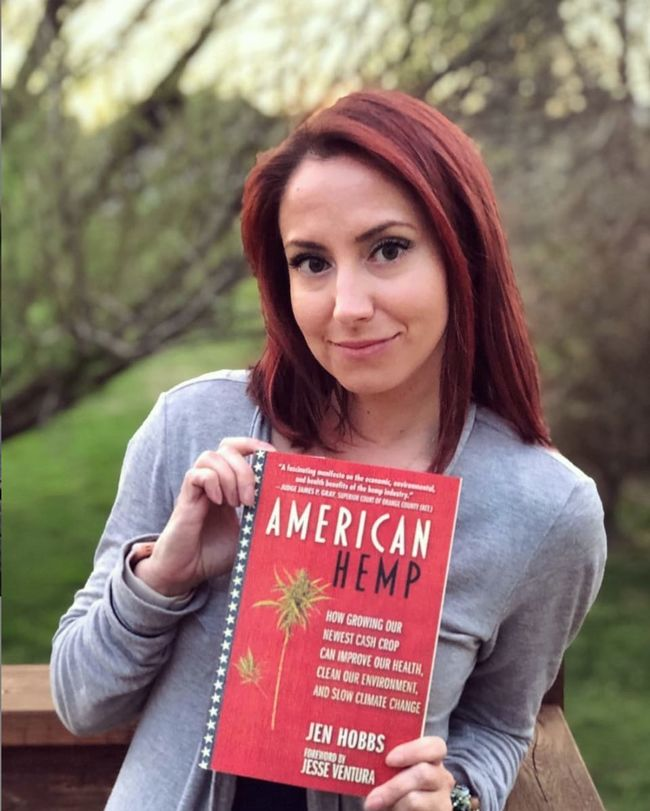 Ep. 86: Jen Hobbs on American Hemp's History, Health Benefits, & Environmentalist Uses