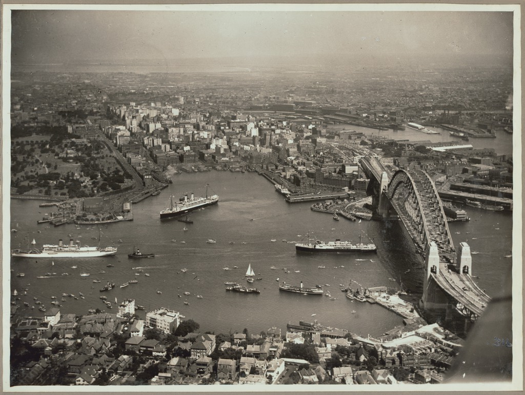 Ep 20 Building the Sydney Harbour Bridge: Australian History