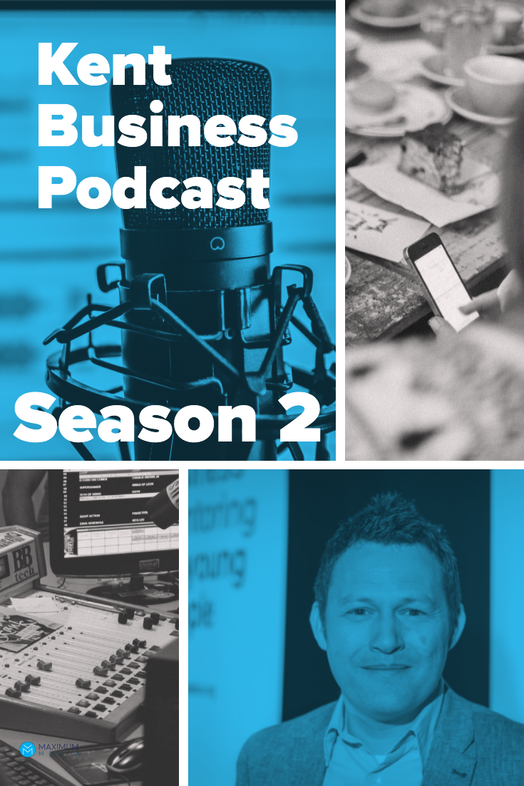 Kent Business Podcast Season 2 w/ Stuart Tanton from The Kent Foundation