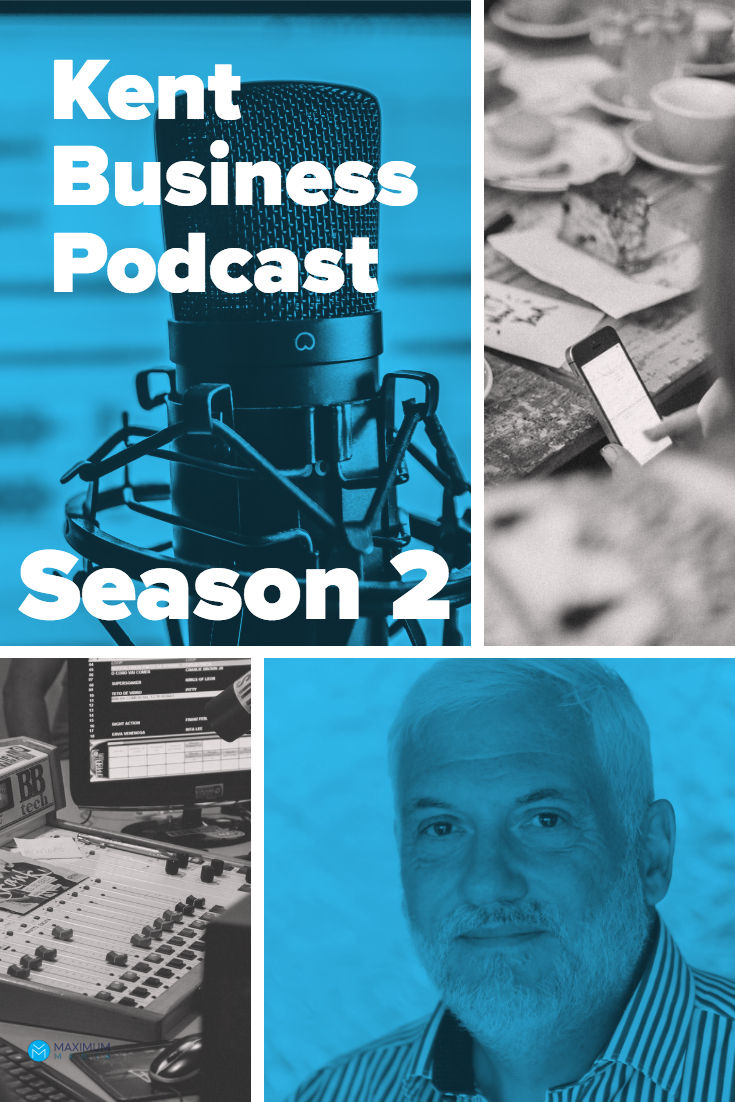 Kent Business Podcast Season 2 w/ Pete Bresser