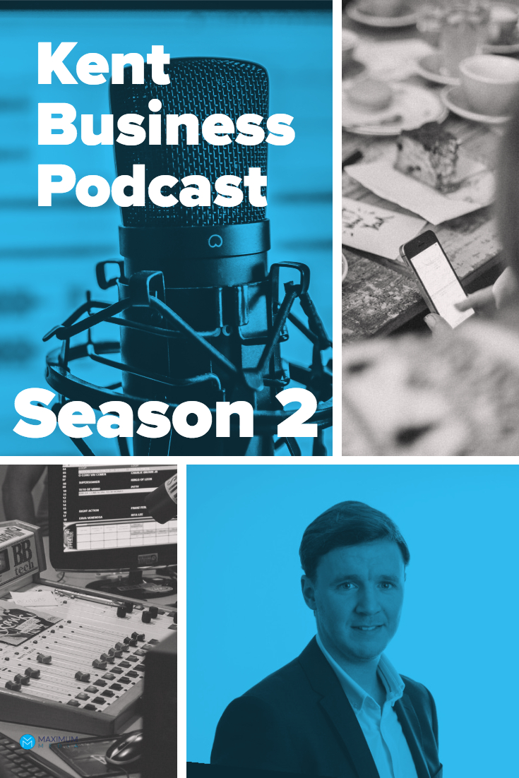 Kent Business Podcast Season 2 w/ Chris Guilfoyle from JCD Cleaning