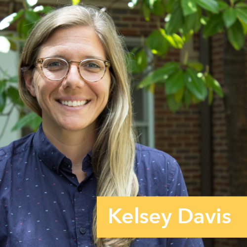 103: Kelsey Davis and Showing Up to our Community