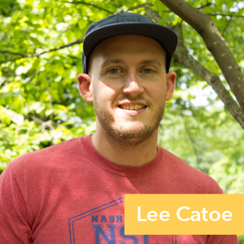 105: Lee Catoe Gets Real About Body Image