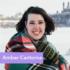 202: Amber Cantorna and Coming Out Well into Christianity