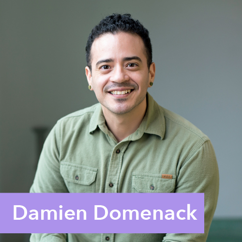 205: Damien-Pascal Domenack and Hope Outside Christianity