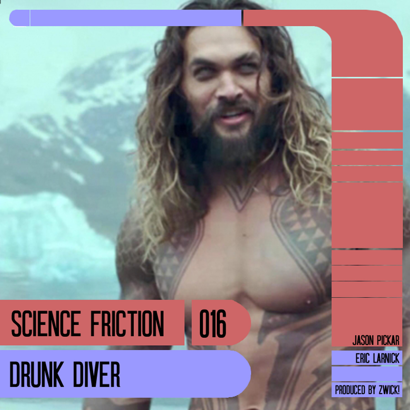Science Friction 016: Drunk Diver