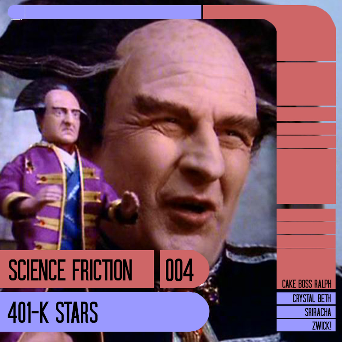 Science Friction 004: 401 K-Stars