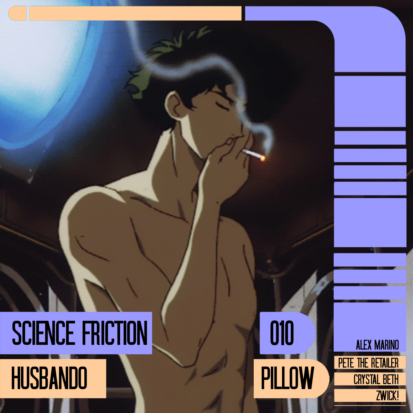 Science Friction 010: Husbando Pillow