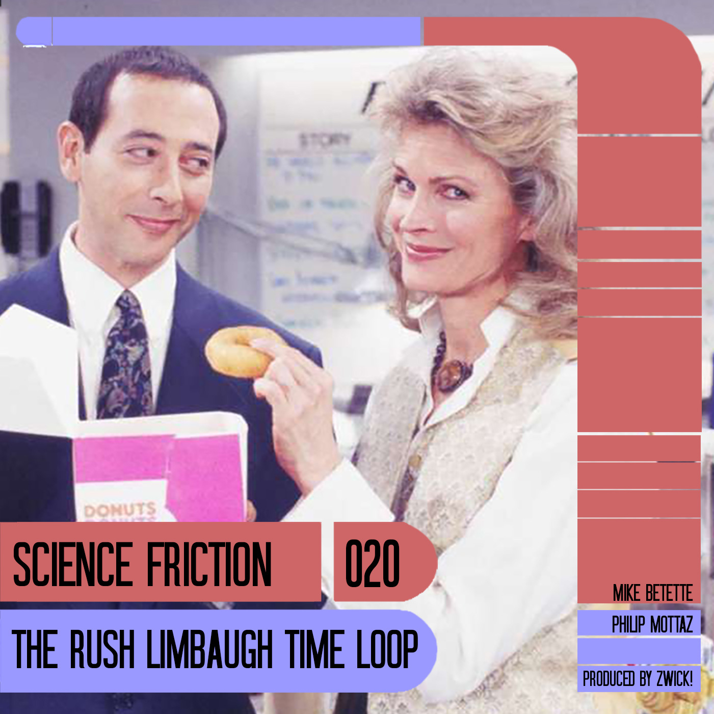 Science Friction 020: The Limbaugh Time Loop