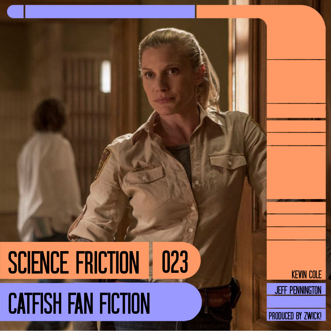 Science Friction 023: Catfish Fan Fiction