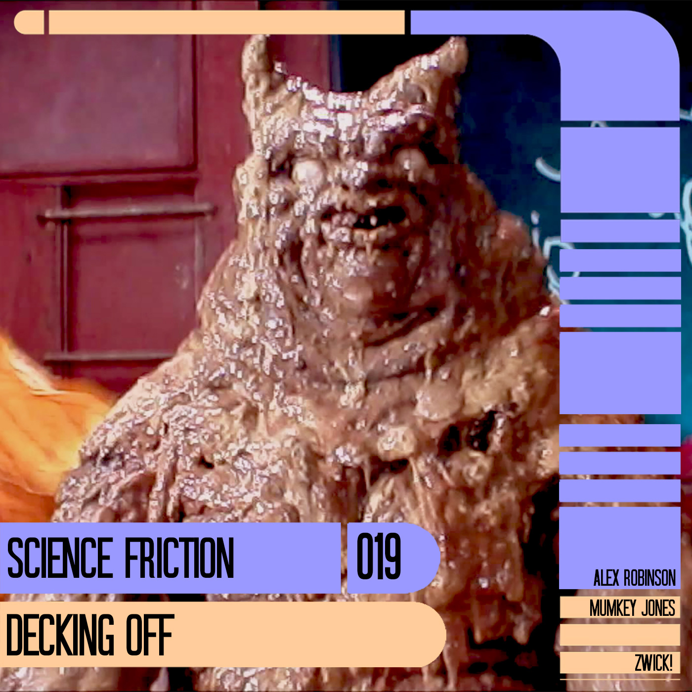 Science Friction 019: Decking Off