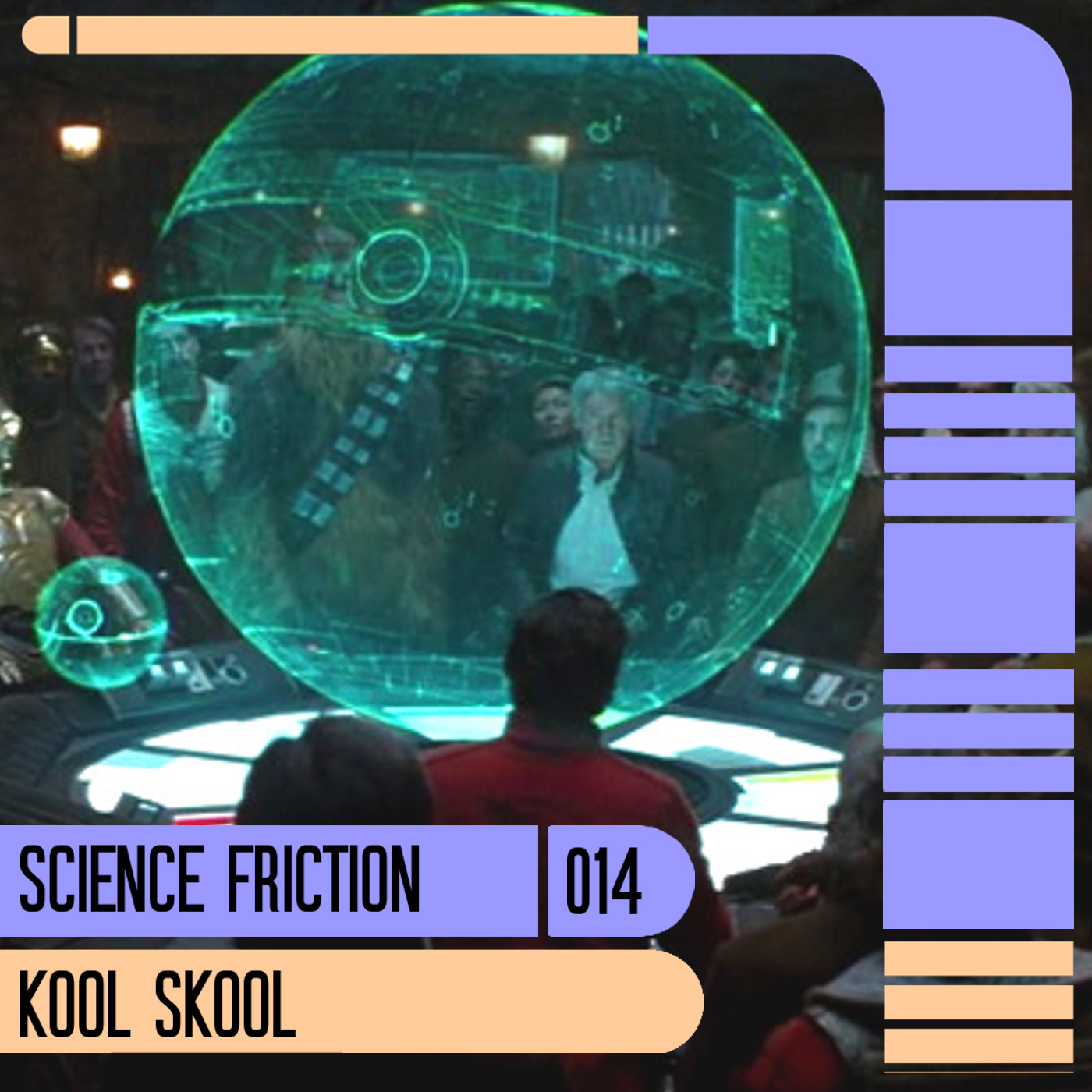Science Friction 014: Kool Skool