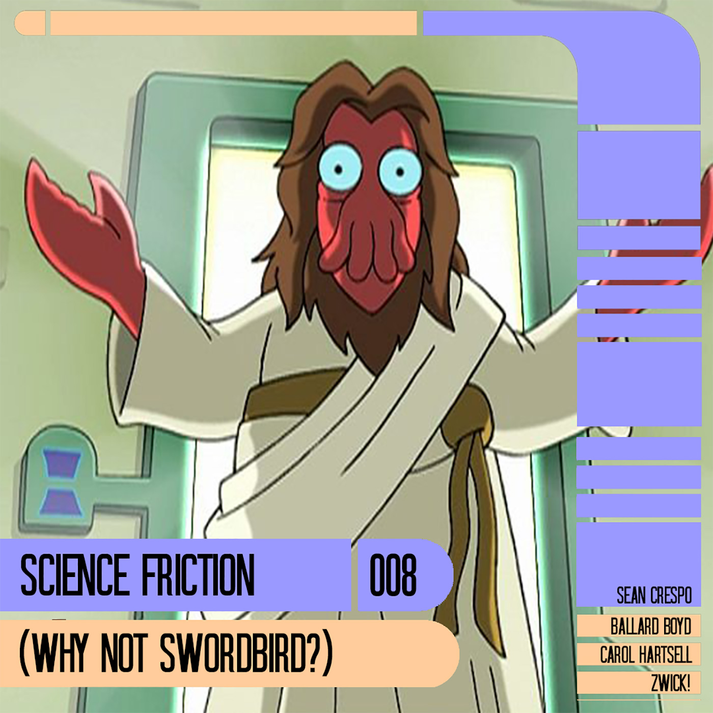 Science Friction 008: Why Not Sword Bird?