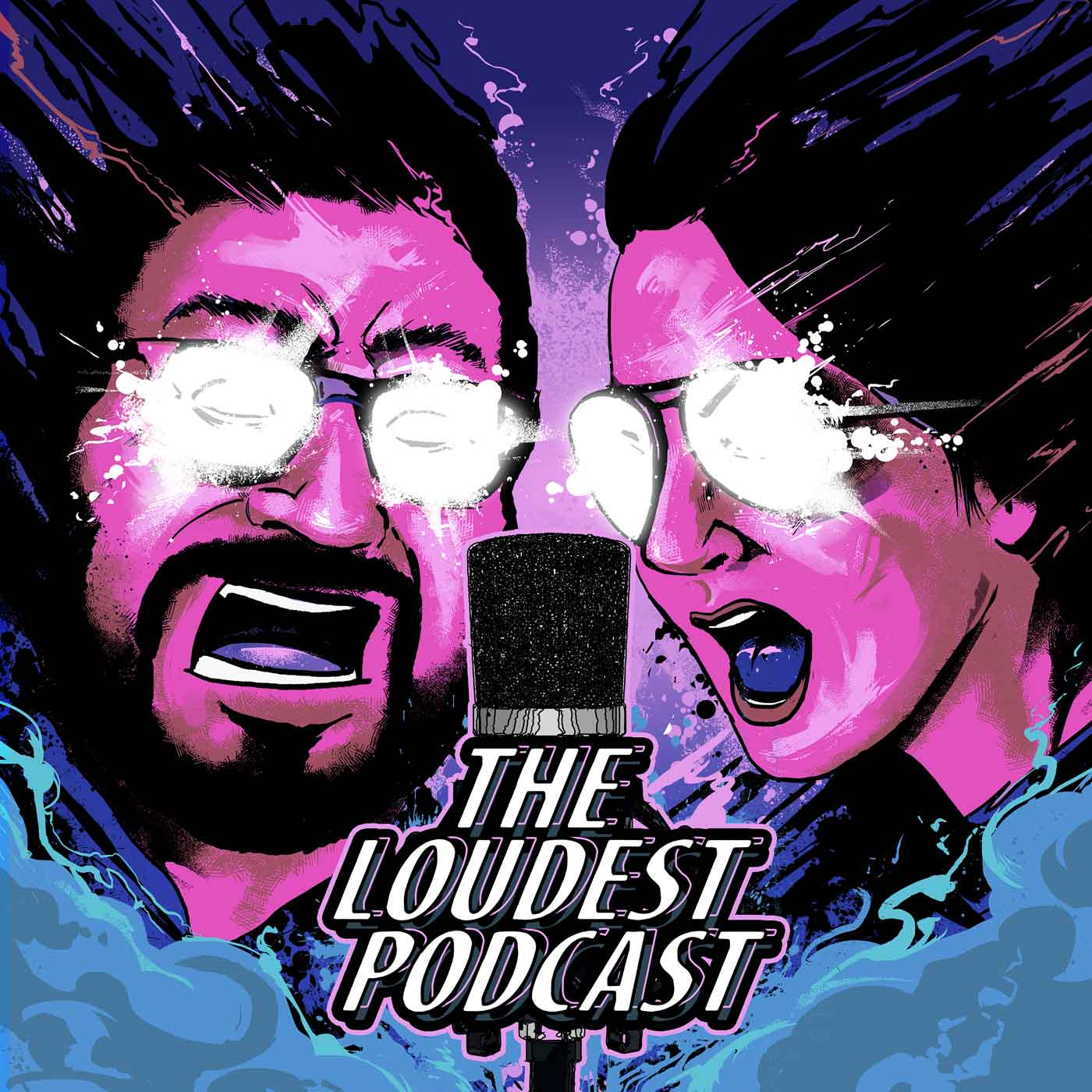 THE LOUDEST PODCAST #12: Law School Virgin
