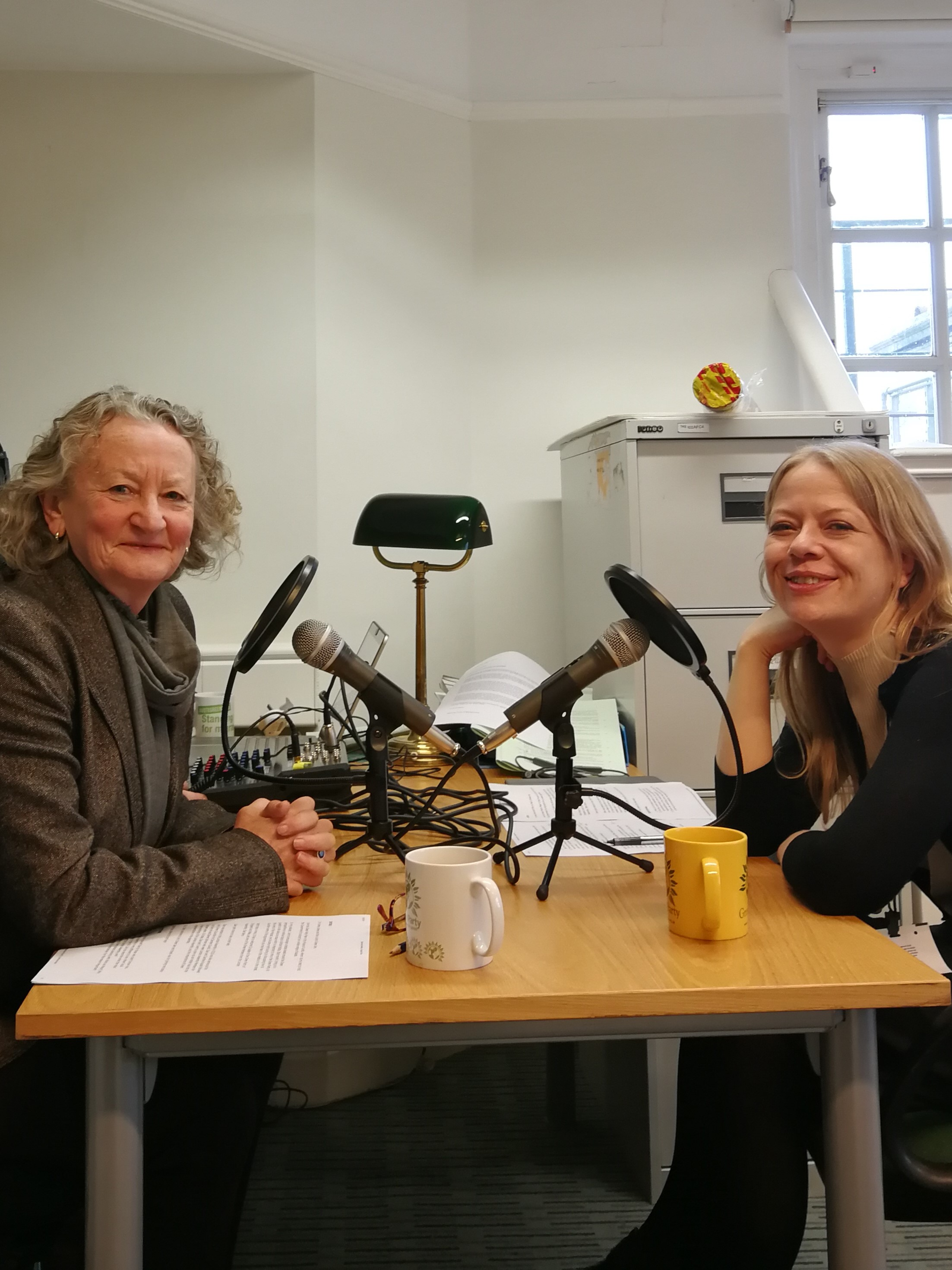 Jenny Jones talks to Sian Berry about London politics and green success