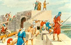 """""""Building the Walls"""" by Bro. George Miller on Sunday Morning of Camp Meeting 1975"""