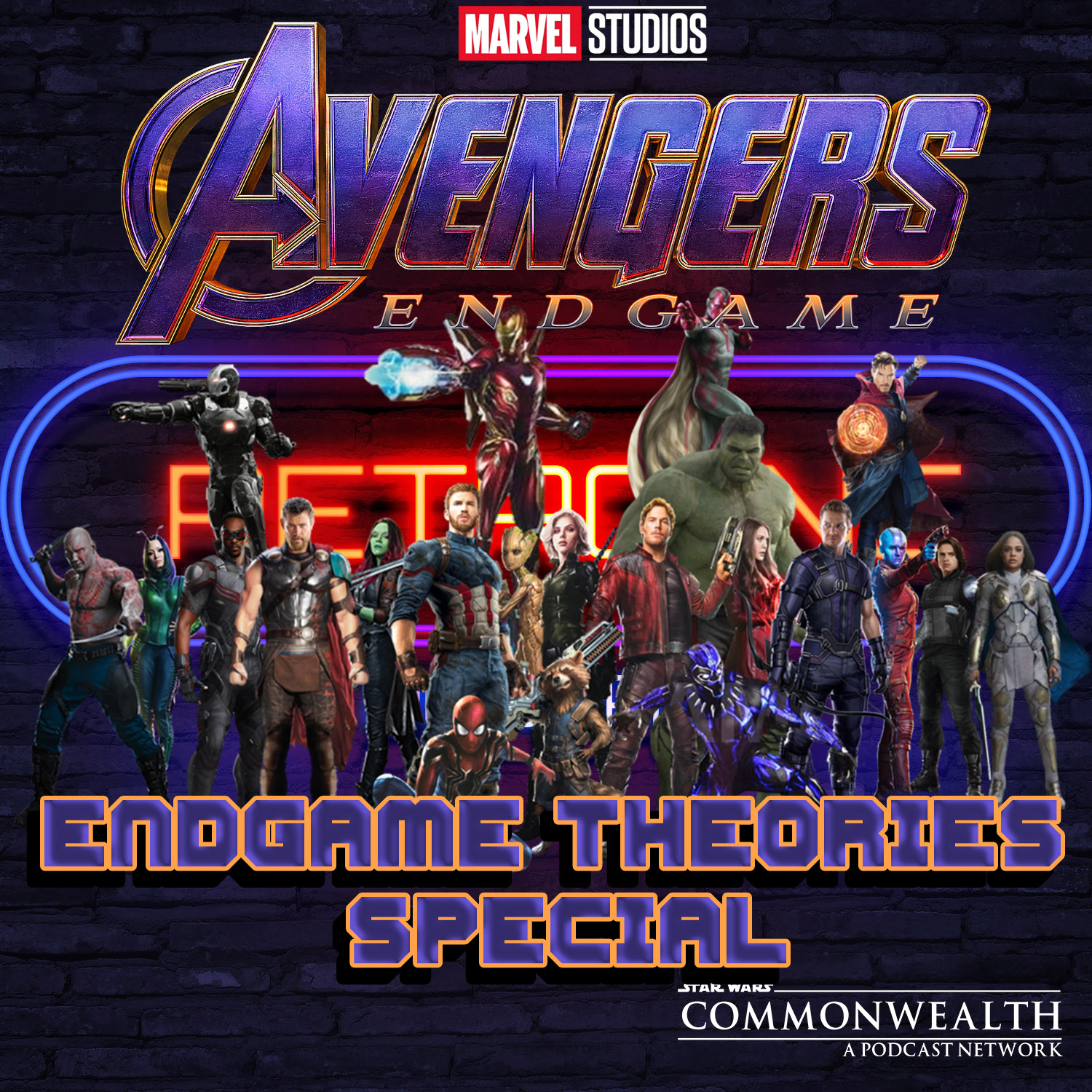 Avengers Endgame Theories Special