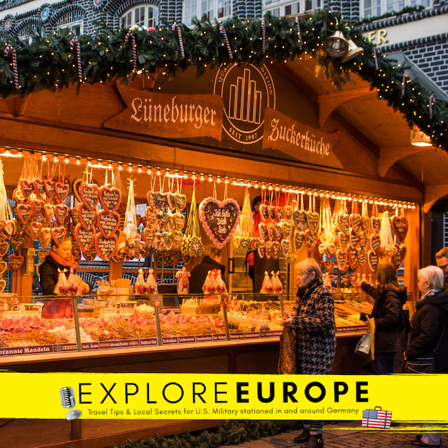 [016] Christmas Markets