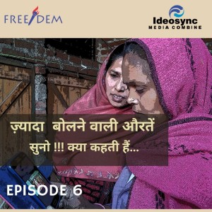 FREE/DEM Community Podcast: Zyaada Bolne Waali Auratein Ep6_Periods Leave