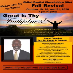 Revival Day 2 (10-20-2020)