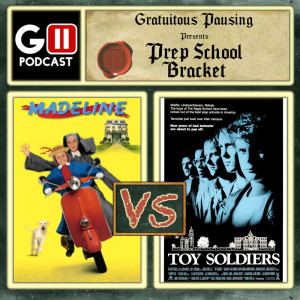 Prep School Bracket Episode 6: Madeline vs Toy Soldiers
