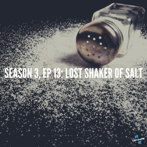 Lost Shaker of Salt (S3, E13)