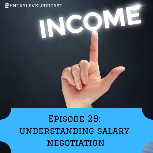 NAVIGATING SALARY NEGOTIATION so you can stop leaving thousands on the table