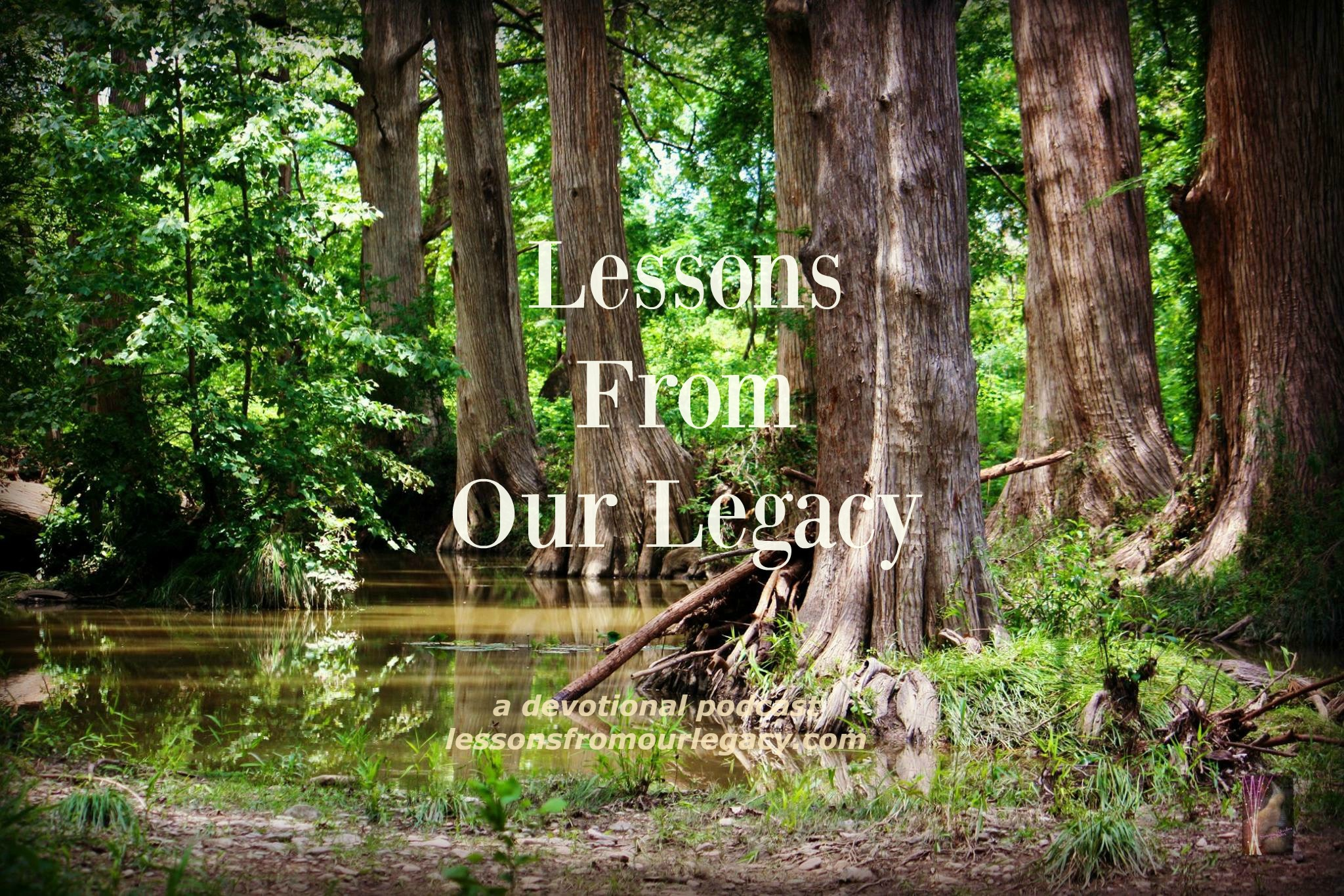 Lessons Of Our Legacy Ep 11 Teach The Children Well 8 13 18