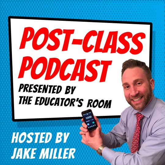 1:The Post-Class Podcast Intro