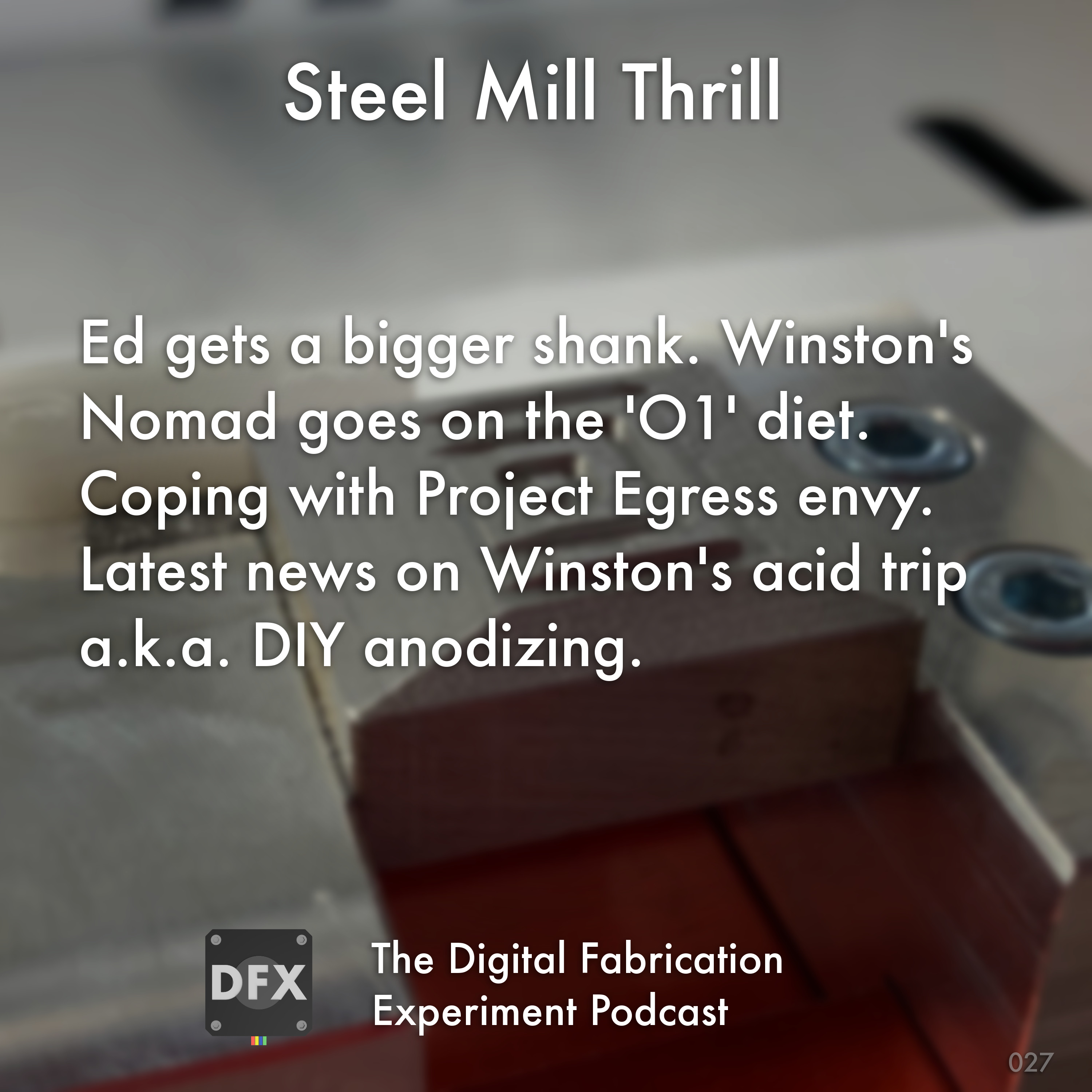 The Digital Fabrication Experiment Podcast | Listen to the