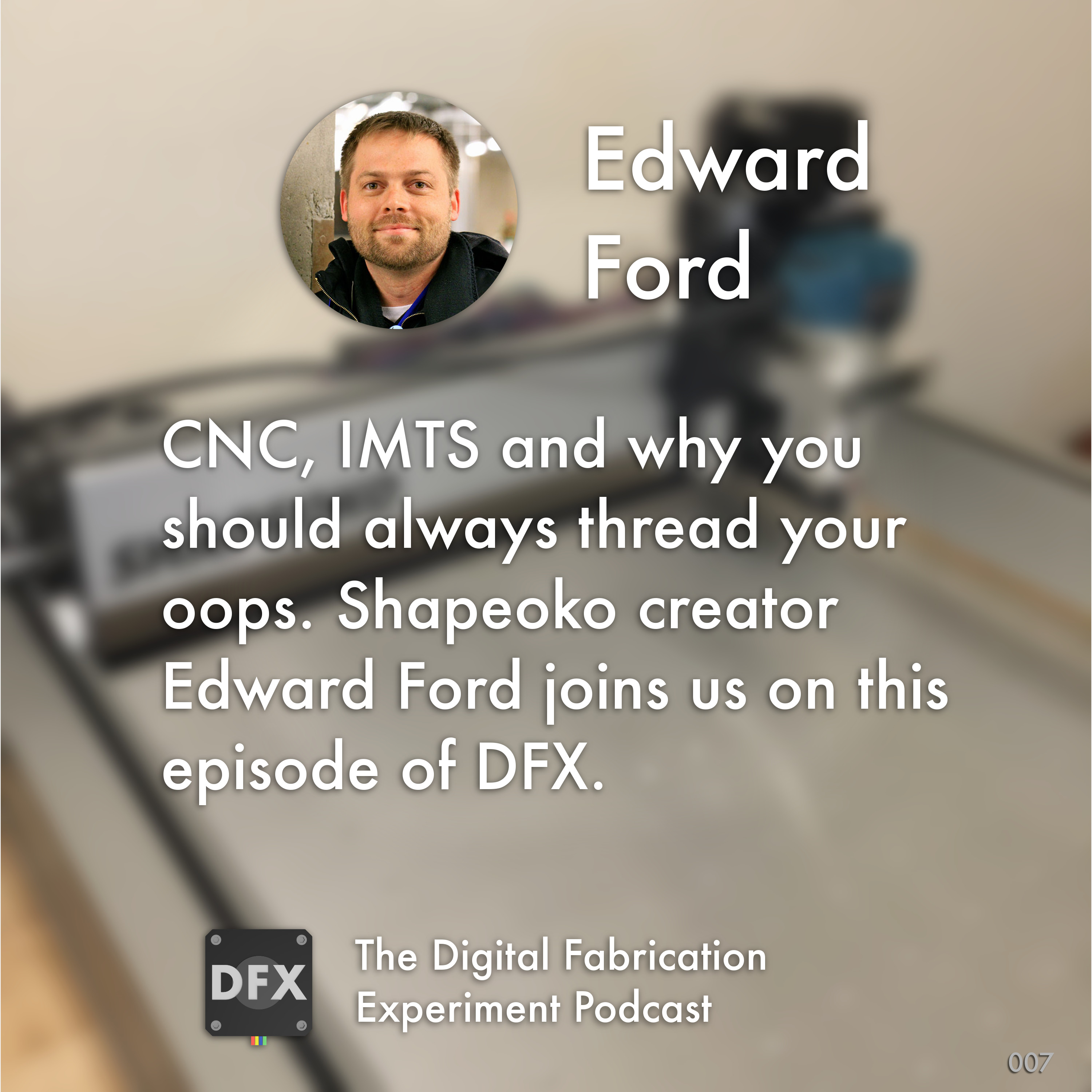 The Digital Fabrication Experiment Podcast – Podcast – Podtail