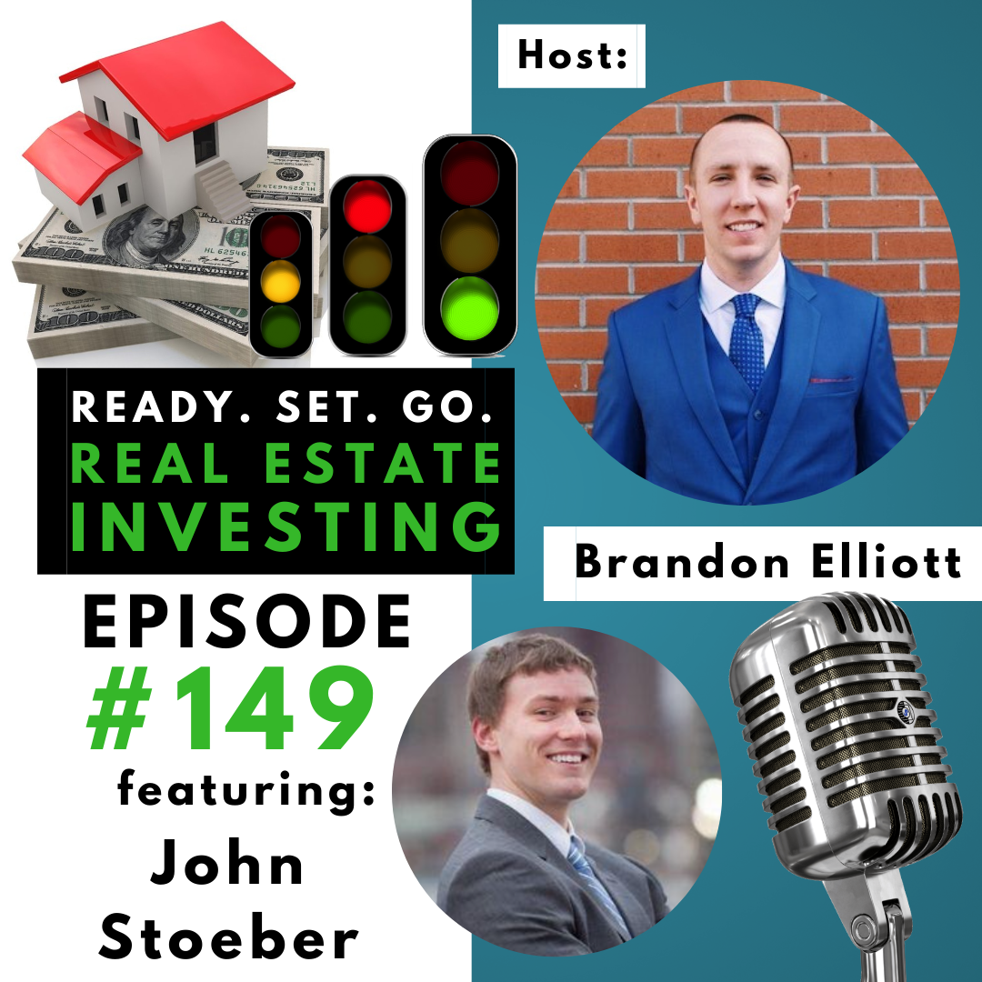 """""""How to Transition Into Multifamily Little to No Experience"""" with John Stoeber (EP149)"""