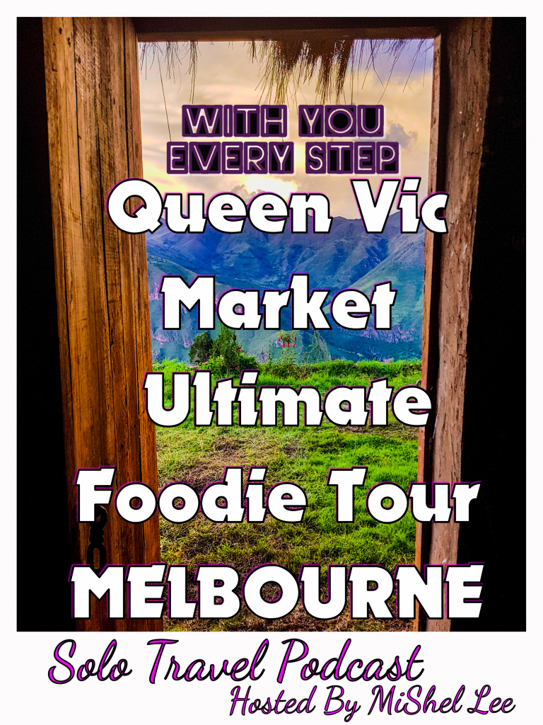 038 - Queen Vic Market Ultimate Foodie tour