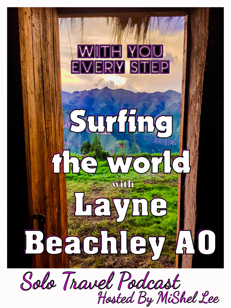 040 - Surfing the World | Layne Beachley AO