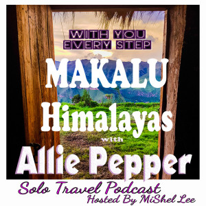 050 - Makalu, Himalayas | Allie Pepper