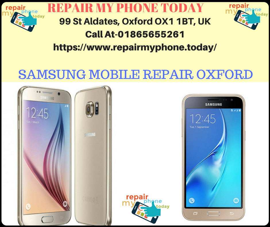 Samsung Mobile Repair Services in Oxford With cheap cost & expert